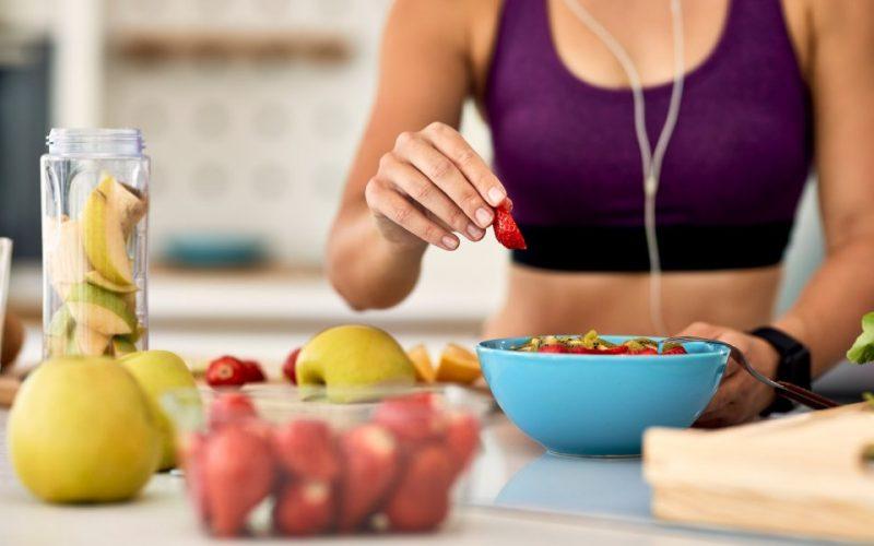 ¿Por qué la dieta es tan importante para los deportistas